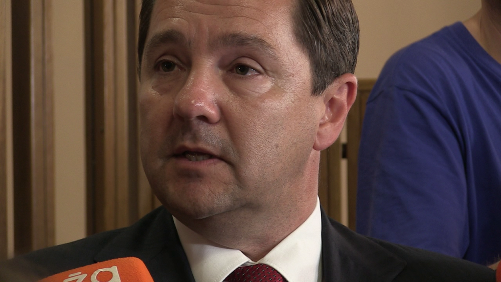 Andrija Mikulić, predsjednik Gradske skupštine Grada Zagreba